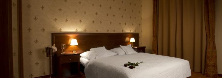 Louren Luxus Unterkunft in Prag Room