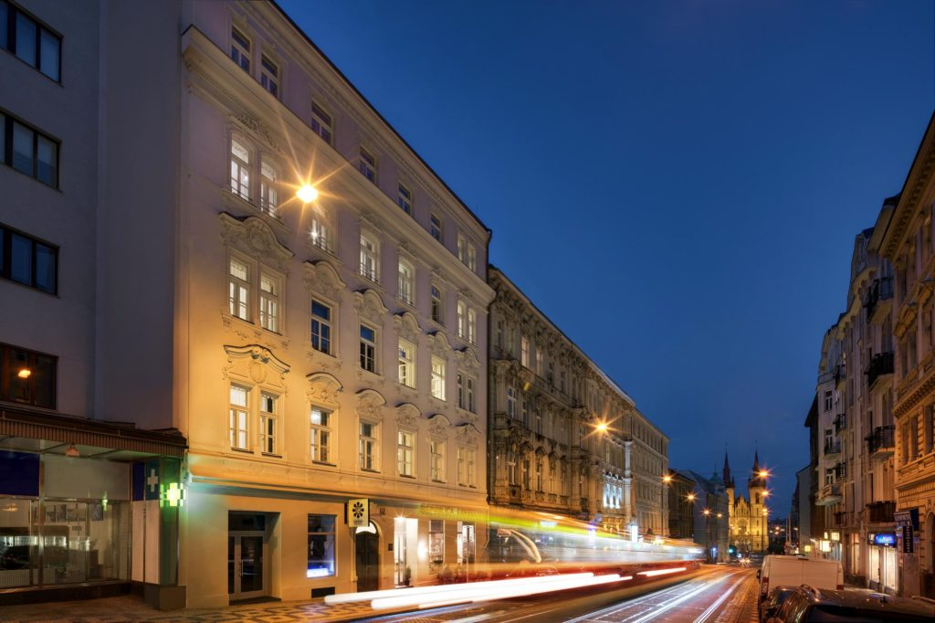 TOP Standorte Deluxe Apartment in Prag